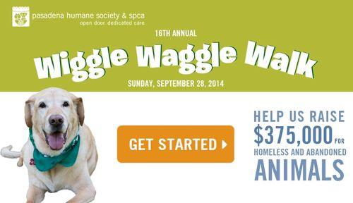 Wiggle Waggle Walk