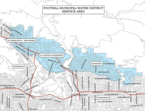 Service Area Map VIII PICw